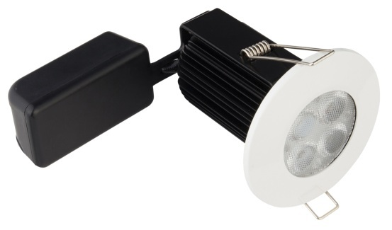Deltech 9w IP65 Fire Rated LED Downlight