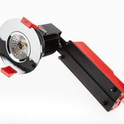 Seguro 10w fire rated led downlight