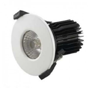 heathfield ip65 fire rated led downlight