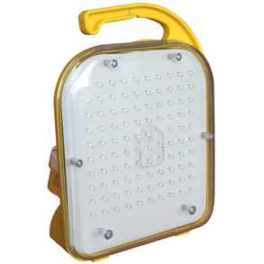 110 Volt IP44 6w LED Yellow Task Light