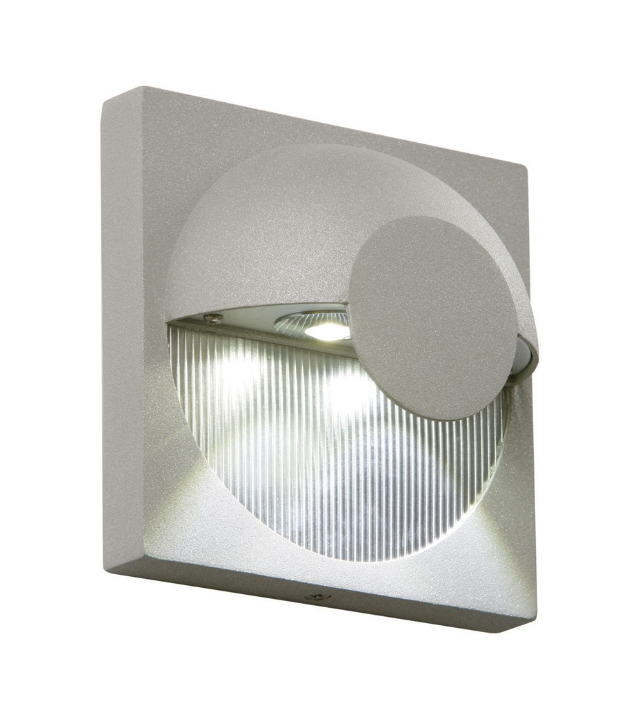 Saxby Lighting Utah 11240 2W Exterior LED Wall Light
