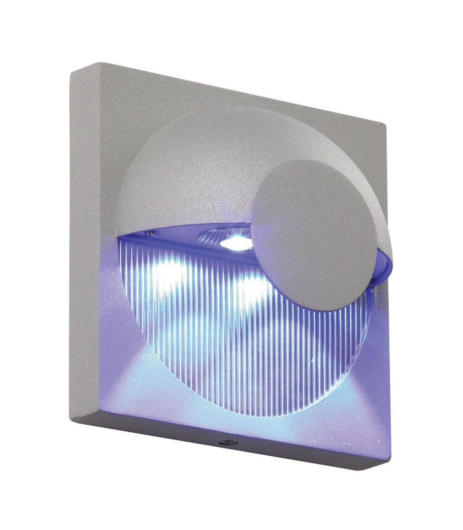 Saxby Lighting Utah 11241 2W Exterior LED Wall Light