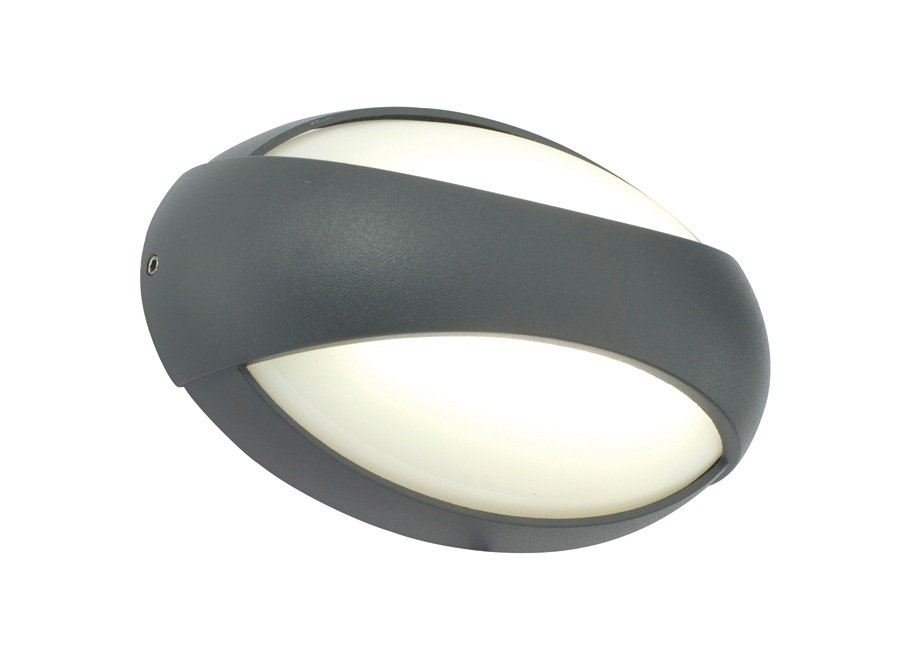 Saxby Lighting Portland 13943 LED Bulkhead / Wall Light