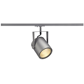 SLV 143834 Euro Spot LED Disk 800 Spotlight In Silver Grey