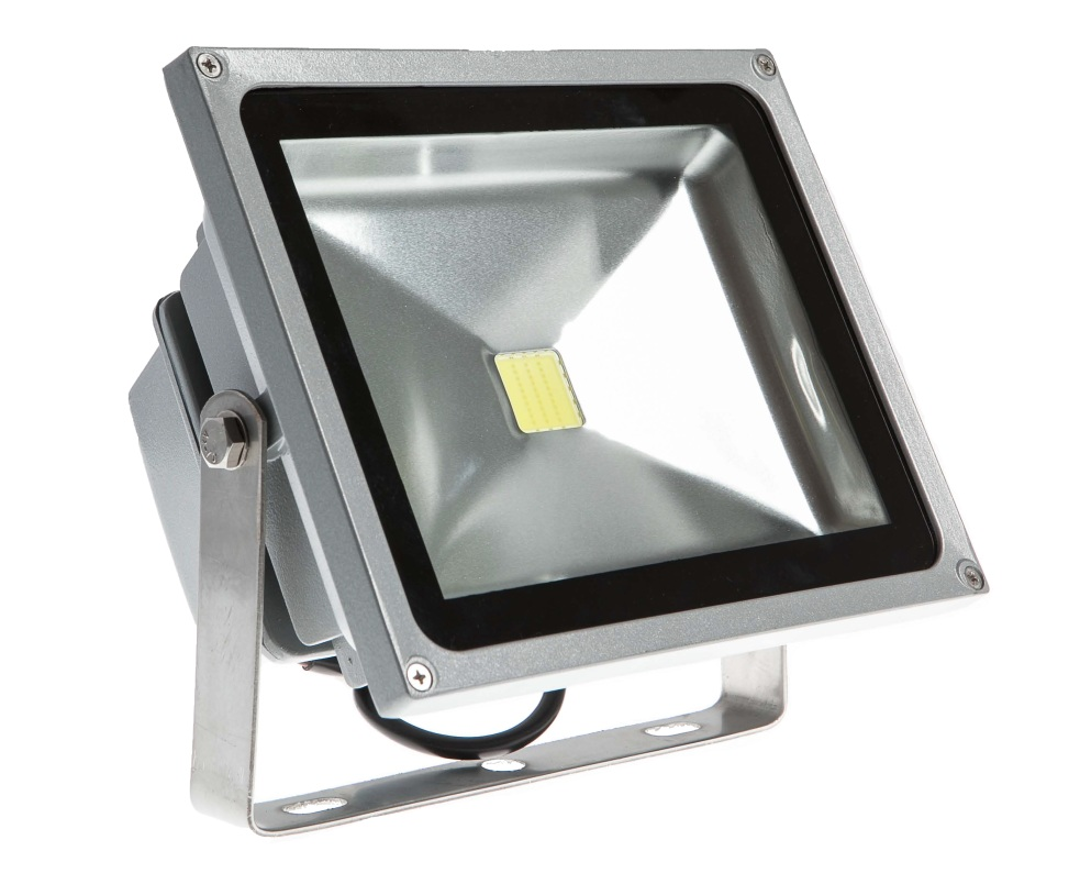 Led floodlights discount led lighting affordable led for Fixture exterieur led