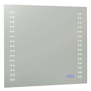Saxby Lighting 39233 Beta LED Mirror Light With Shaver Socket