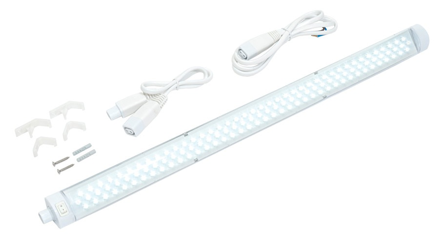 Saxby Lighting 43718 Sven 6.8w 555mm Long LED Strip Light