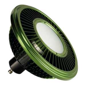 SLV 570542 17w Green ES111 LED Lamp 2700K 140 Degree