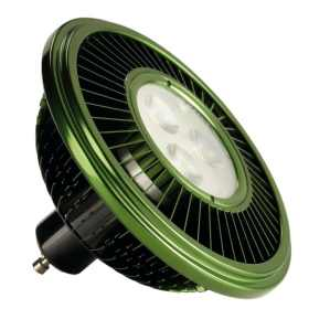 SLV 570682 15w Green ES111 LED Lamp 2700K 30 Degree