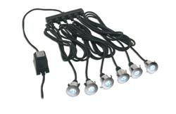 Aurora AU-LED/WK01BLU 240v Aluminium IP65 Fixed Marker LED Kit