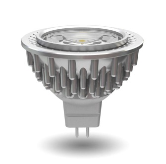 H5MR16/3000K 4.5w MR16 LED Lamp In Warm White
