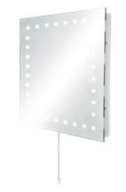 ML Accessories RCT5039 IP44 Rectangular LED Mirror Light